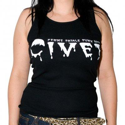 Civet - Logo | Girl Tank Top