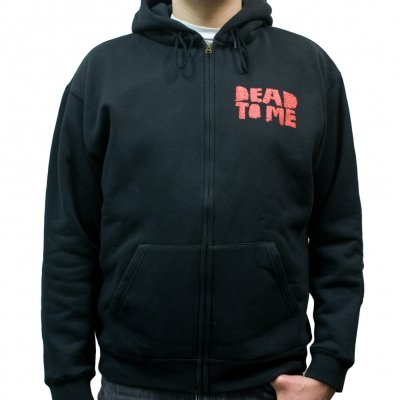 Dead To Me - Cat | Zip-Hood