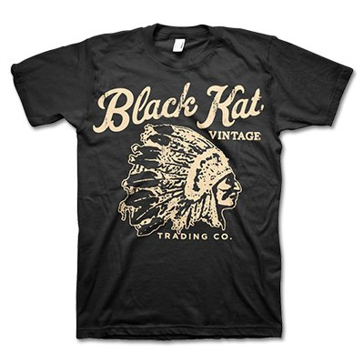 Black Kat Kustoms - Chief | T-Shirt