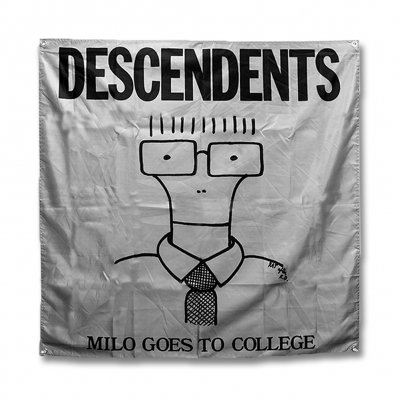 Descendents - Milo Goes To College | Flag