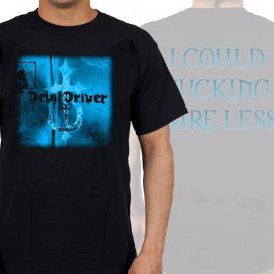devil-driver - I Could Care Less | T-Shirt