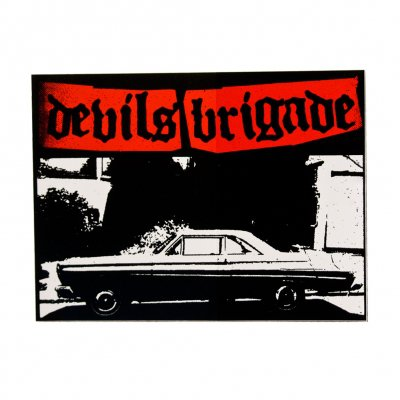 epitaph-records - Cadillac | Sticker