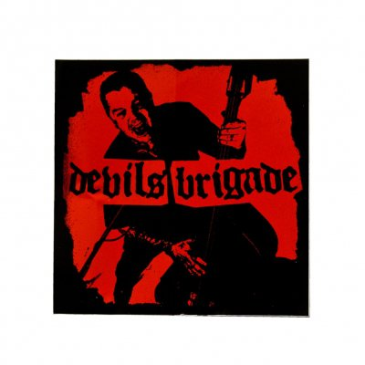 Devils Brigade - Album | Sticker