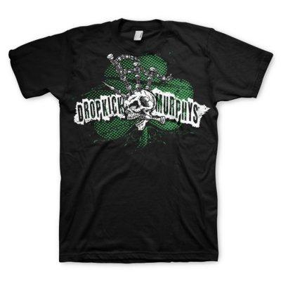 dropkick-murphys - Bagpipe Mohawk | T-Shirt