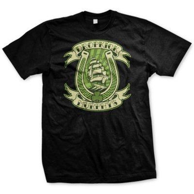 dropkick-murphys - Horseshoe (Webstore Exclusive) | T-Shirt