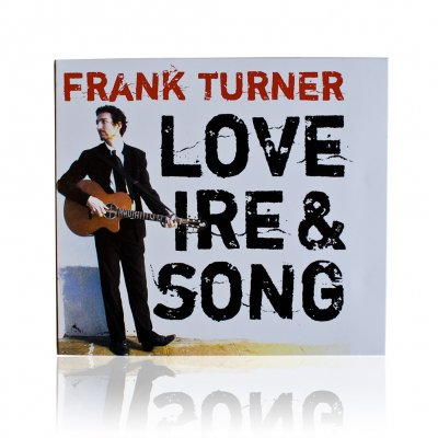frank-turner - Love, Ire & Songs | CD