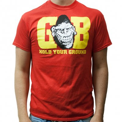 gorilla-biscuits - Hold Your Ground | T-Shirt