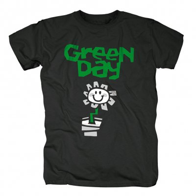 green-day - Flowerpot | T-Shirt