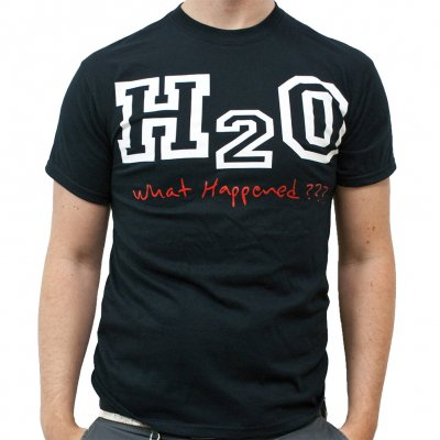 H2O - What Happened | T-Shirt