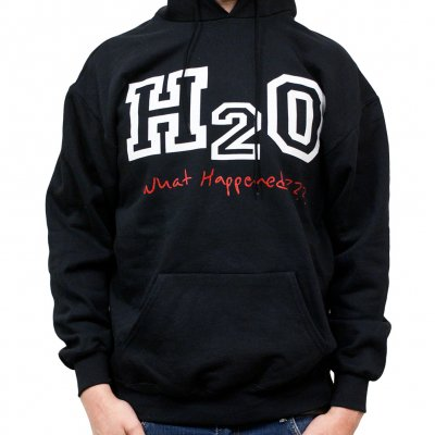h2o - What Happened | Hoodie