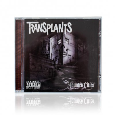 Haunted Cities | CD