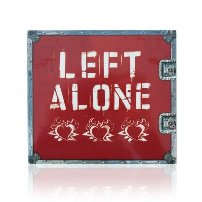 Left Alone | CD