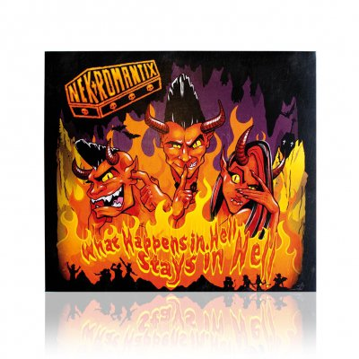 Nekromantix - What Happens In Hell, Stays In Hell | CD