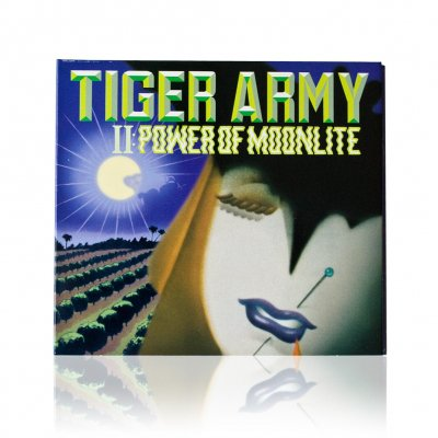 Tiger Army - II: Power Of Moonlite | CD