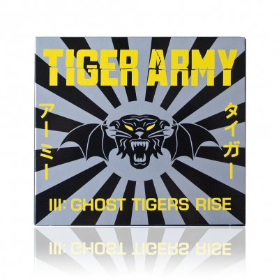 Tiger Army - III: Ghost Tigers Rise | CD
