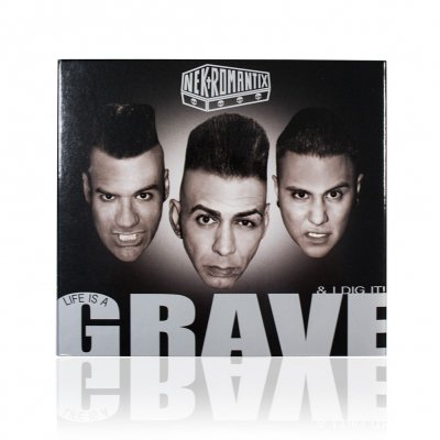 Nekromantix - Life is a Grave & I Dig it! | CD