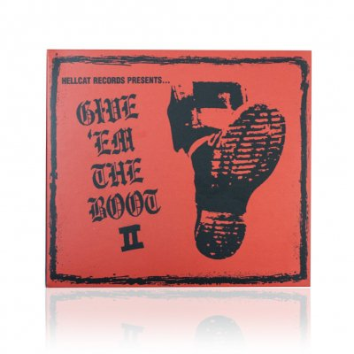 hellcat-records - Give' Em The Boot II | CD