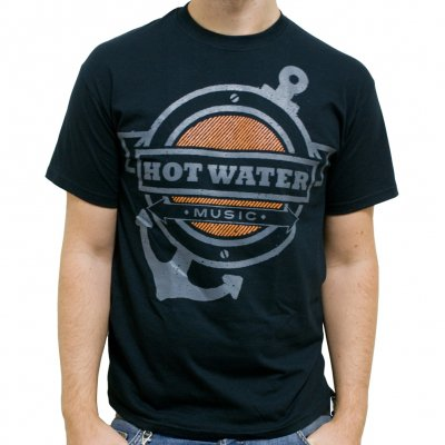 Hot Water Music - Anchor | T-Shirt