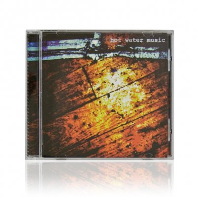 Hot Water Music - Live At The Hardback | CD