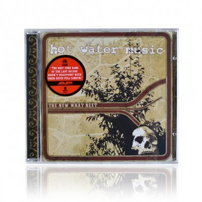 Hot Water Music - The New What Next | CD