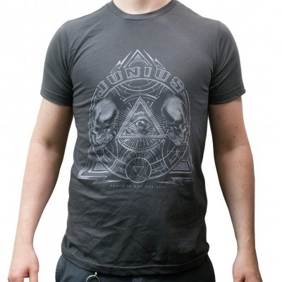 Junius - Void Grey Ink | T-Shirt