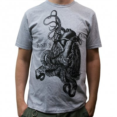 junius - Infest Grey | T-Shirt