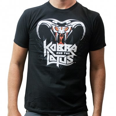 kobra-and-the-lotus - Plain Kobra | T-Shirt