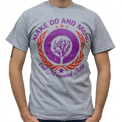 Make Do And Mend - Laurels | T-Shirt