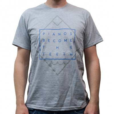 pianos-become-the-teeth - Visual | T-Shirt