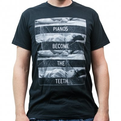 Pianos Become The Teeth - Sleeping Girl | T-Shirt