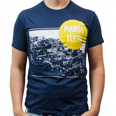 pianos-become-the-teeth - Crowded | T-Shirt