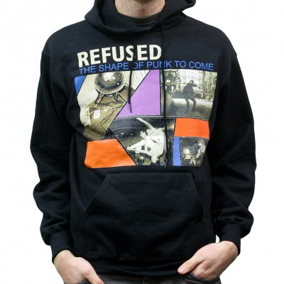 refused - The Shape Of Punk | Hoodie