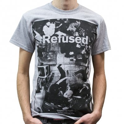 refused - Live Photo | T-Shirt