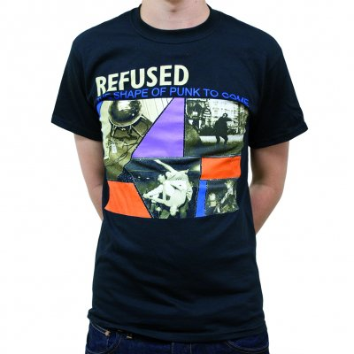 refused - The Shape Of Punk | T-Shirt