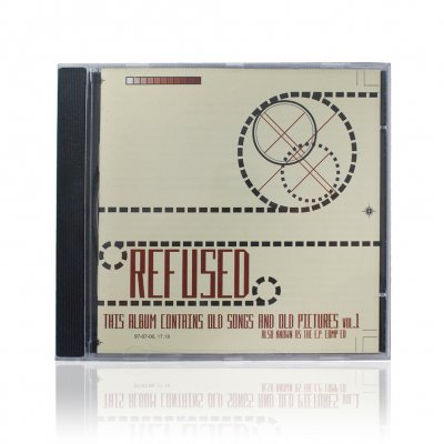 Refused - The EP Comp | CD