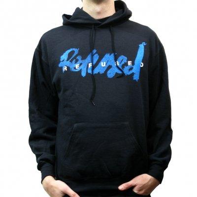 Refused - Blue Logo | Hoodie