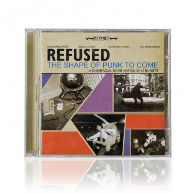 Refused - The Shape Of Punk To Come | CD