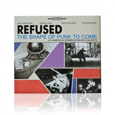 Refused - The Shape Of Punk | Deluxe CD/DVD