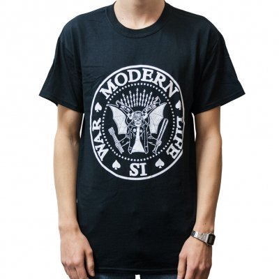 Modern Life Is War - Dead Ramones | T-Shirt