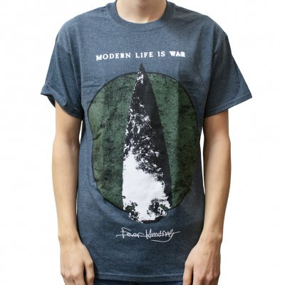 Modern Life Is War - Album Cover | T-Shirt
