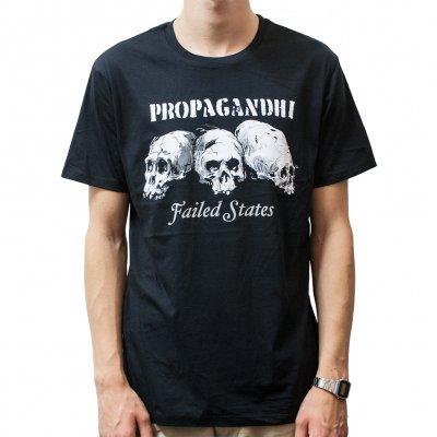 propagandhi - Failed States Skulls | T-Shirt