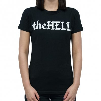 the-hell - Southern Medicine | Fitted Girl T-Shirt