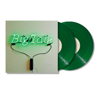 Big Talk - Big Talk | Green 2xVinyl