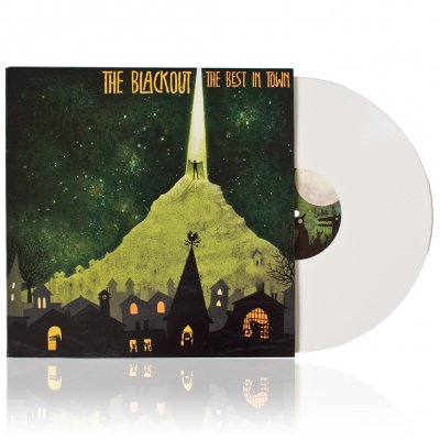 The Blackout - The Best In Town | White Vinyl