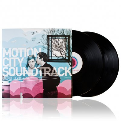 Motion City Soundtrack - Even If It Kills Me | 2xVinyl
