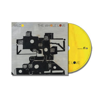anti-records - The Whole Love | CD