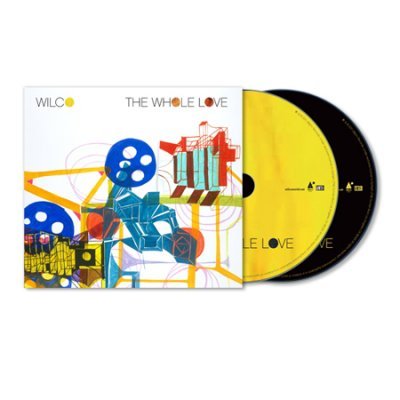 shop - The Whole Love | Deluxe CD