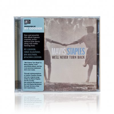 Mavis Staples - We ll Never Turn Back | CD