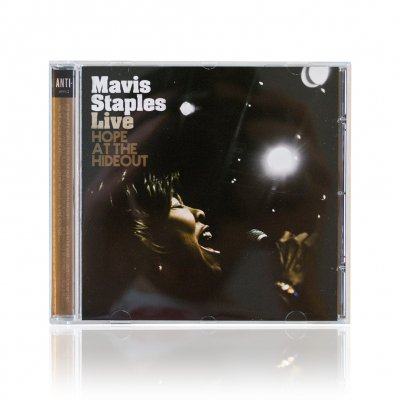 mavis-staples - Live: Hope At The Hideout | CD