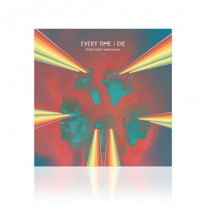 Every Time I Die - From Parts Unknown | CD